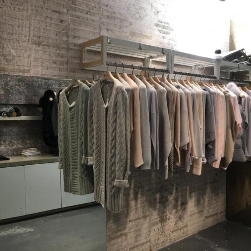 Hand Made Tasselli Cashmere Milano 2019