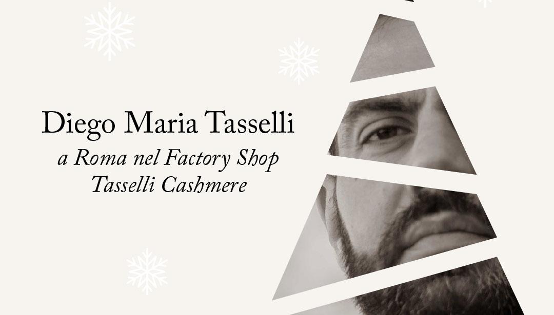 In Via Veneto a Roma con Diego Maria Tasselli: 13 e 14 Dicembre!