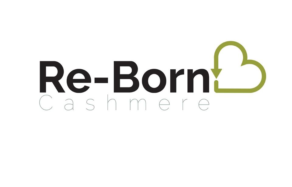 Re-Born Cashmere. La linea di Cashmere Rigenerato.