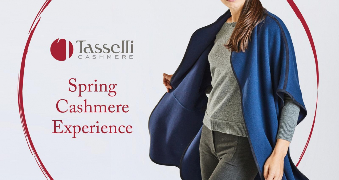 Spring Cashmere Experience