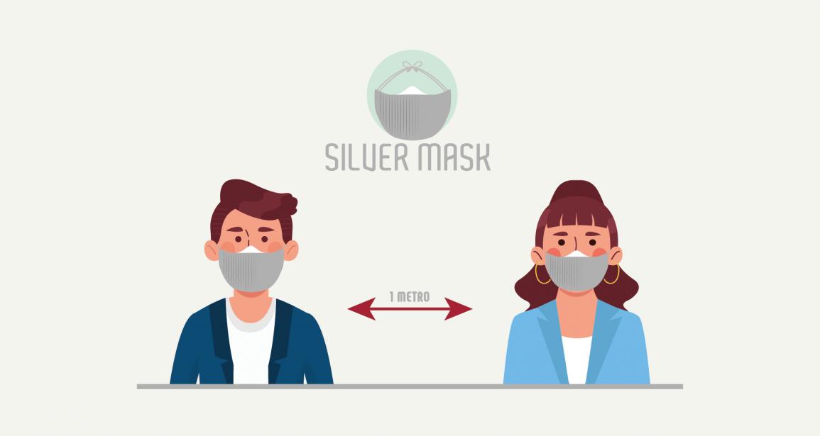 Alla giusta distanza…con Silver Mask!