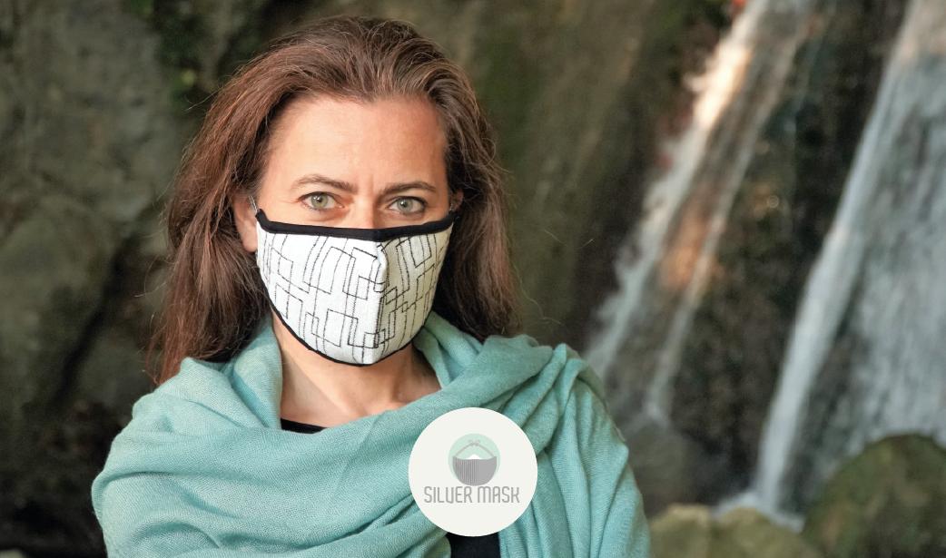 Mascherine e Ambiente: la Silver Mask è amica dell'ambiente.