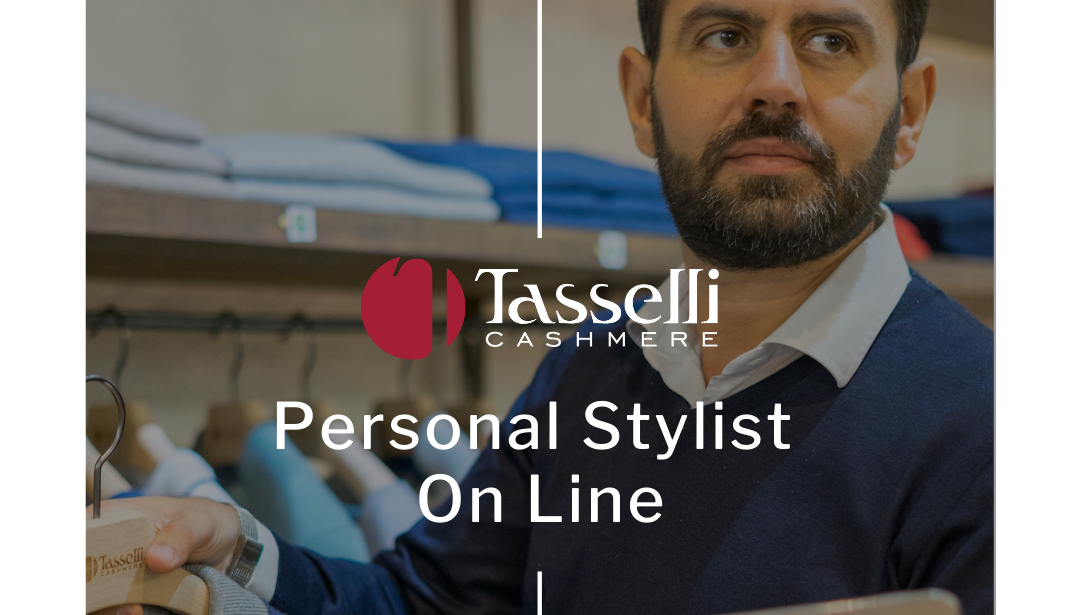 Il tuo personal stylist on-line.