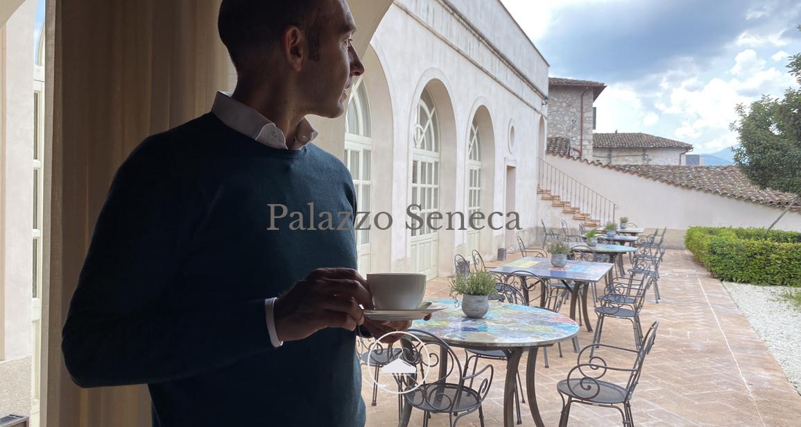 Lifestyle: Tasselli Cashmere vi porta a Palazzo Seneca con Federico Bianconi